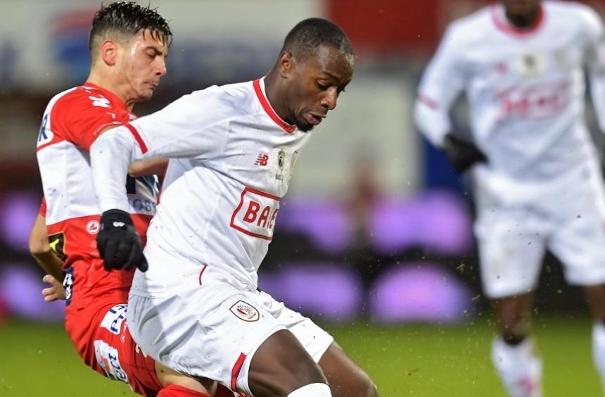 Point infos KV Kortrijk - Standard de Liège