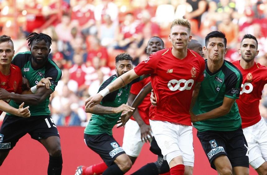 Point infos Cercle Brugge - Standard de Liège