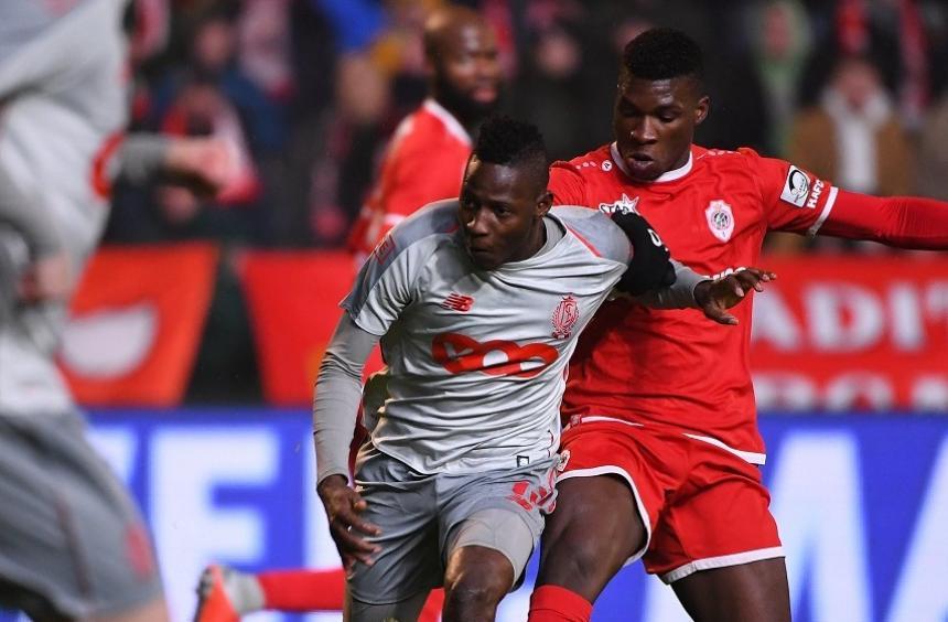 Point infos R Antwerp FC - Standard de Liège
