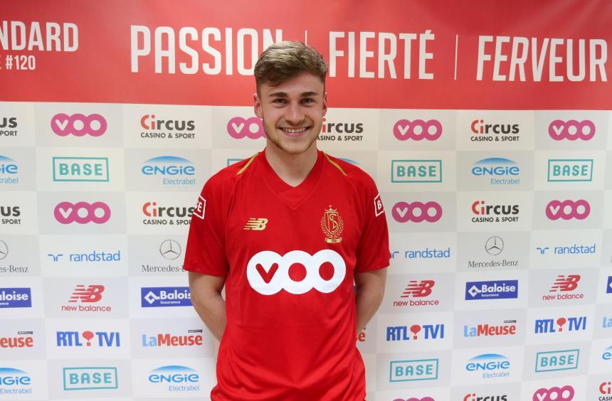 Nouveau contrat pour Natanaël Frenoy