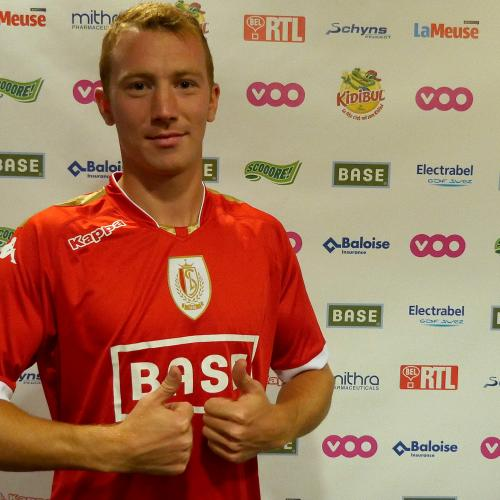 """Christian BRÜLS signs for the """"Rouches"""""""