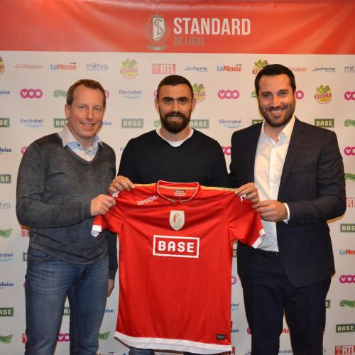 Giannis MANIATIS joins the Rouches