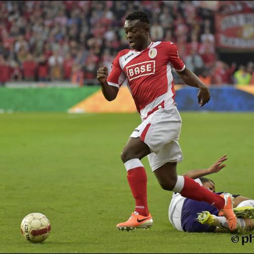 The comeback of Ibrahima Cissé