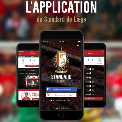 New App of Standard is now available !