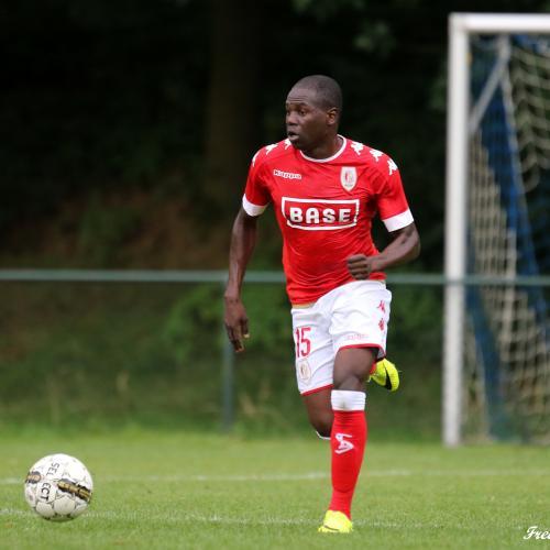 Farouk MIYA on loan to Royal Excel Mouscron