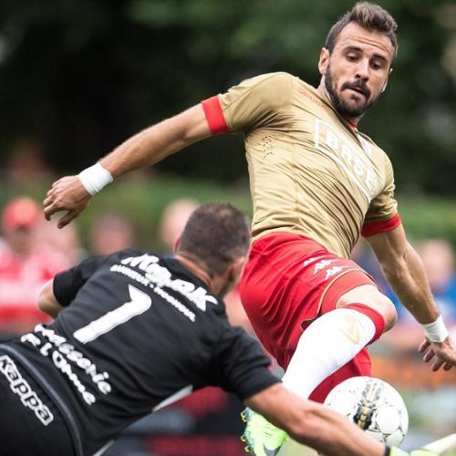 R. Aywaille FC - Standard de Liège : 0-4