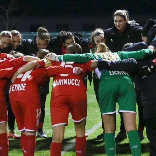 Victoire 0-7 de nos filles à Heist