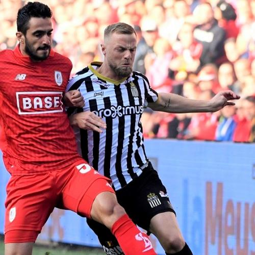 Point infos Sporting Charleroi - Standard de Liège