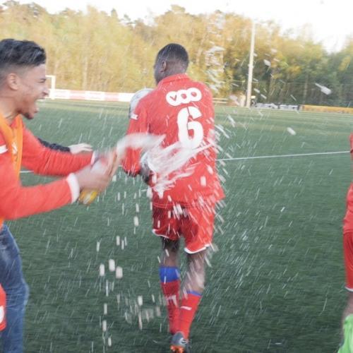 Nos U19 sont Champions de Belgique !