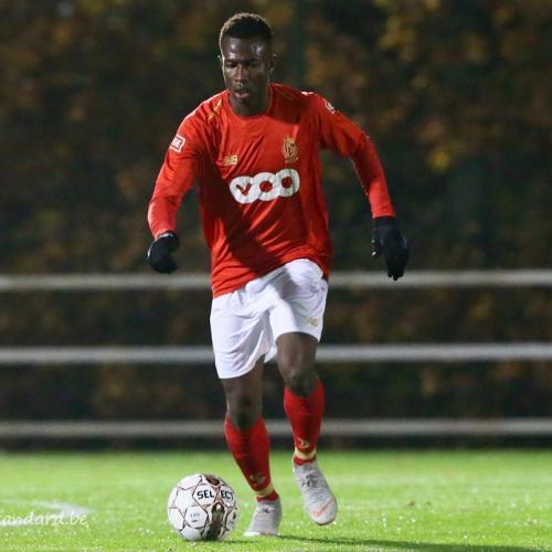 KRC Genk U21 - Standard de Liège U21: 2-2