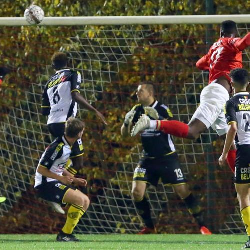 Victoire de nos Espoirs 6-3 contre Lokeren