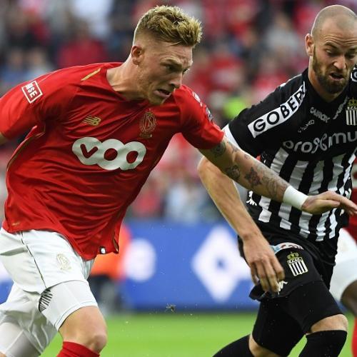 Point infos Standard de Liège - Sporting de Charleroi
