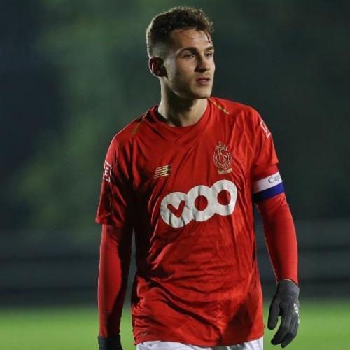 Nos Espoirs s'imposent 0-1 à Bruges