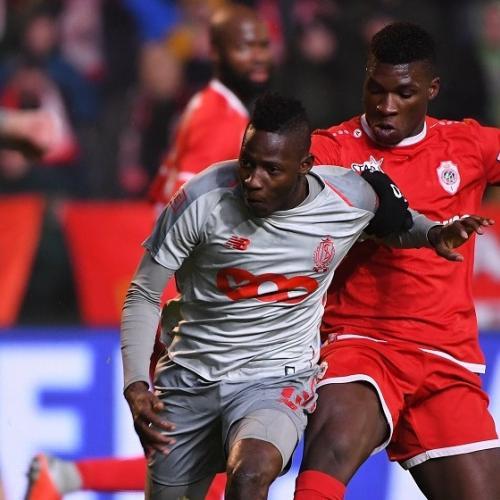 Infopunt R Antwerp FC - Standard de Liège