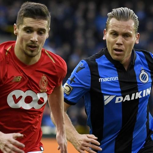 Point infos Club Brugge - Standard de Liège