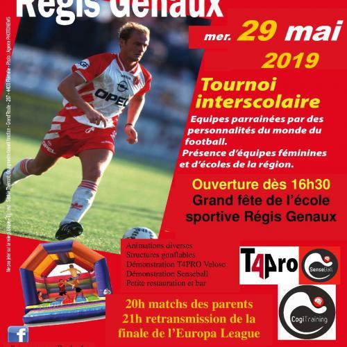 Challenge Régis GENAUX ce mercredi 29 mai