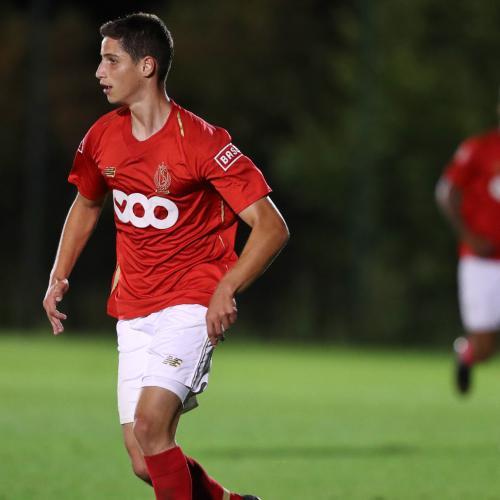 Standard de Liège U21 - Royal Antwerp U21: 2-0