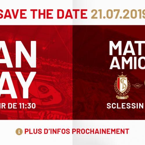 Fan Day 2019 + Match amical face à l'OGC Nice