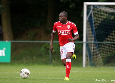 Farouk MIYA on loan to Royal Excel Mouscron