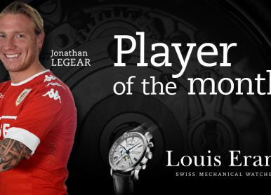Your player of the month April !