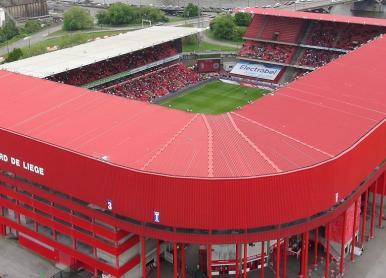 Mesures de sécurité pour Standard de Liège - KSK Heist