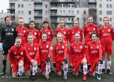 RWDM Girls U16 - Standard Section Féminine U14 (1/8 finale Coupe de Belgique U16)