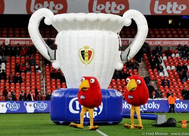 Croky Cup 1/2 finale Aller Standard - FC Bruges