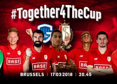 Finale de la Croky Cup KRC Genk - Standard de Liège : infos TICKETING