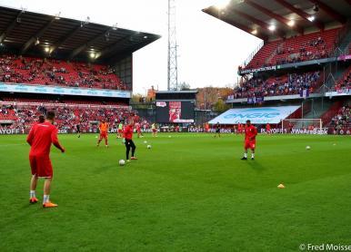 Standard - Anderlecht (Playoffs 1)