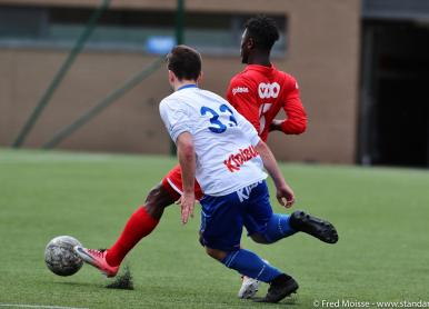Standard U19 - La Gantoise U19