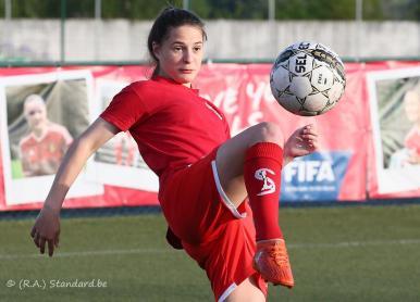 RSC Anderlecht - Standard Section Féminine (Play-offs)