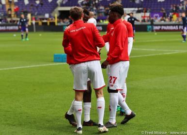 Anderlecht - Standard (Playoffs 1)