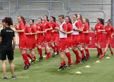 KRC Genk Ladies - Standard Section Féminine (Finale de la Coupe)
