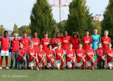 Standard U13 - Cercle de Bruges U13