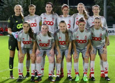 KAA Gent Ladies - Standard Section Féminine (Superleague)