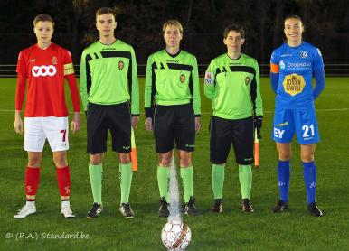 Standard Section Féminine - KAA Gent (Super League)