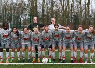 Standard Section Féminine - Club Brugge (amical)
