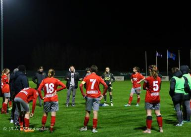 RSC Anderlecht - Standard Section Féminine (Super League)