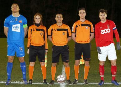 Standard de Liège U21 - KAA Gent U21