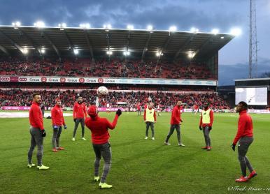 Standard - Anderlecht