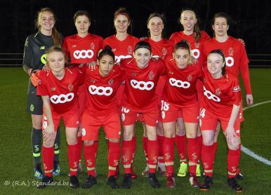 Standard Section Féminine - RSC Anderlecht (Super League)