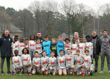 Standard de Liège U11 - OHL U11