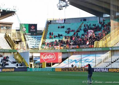 Cercle Brugge - Standard