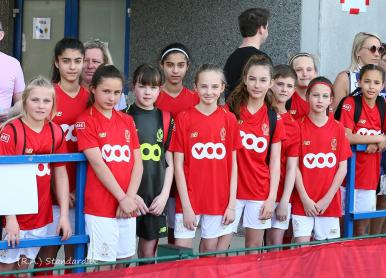 KAA Gent - Standard Section Féminine (Finale Coupe de Belgique)