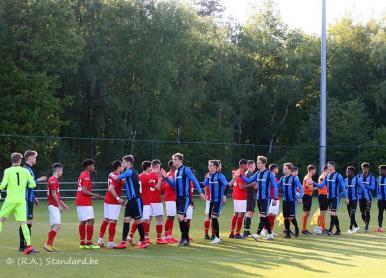 Standard de Liège U21 - FC Bruges U21