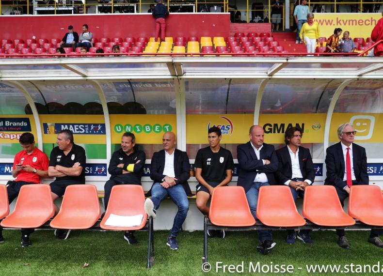 KV Mechelen - Standard de Liège