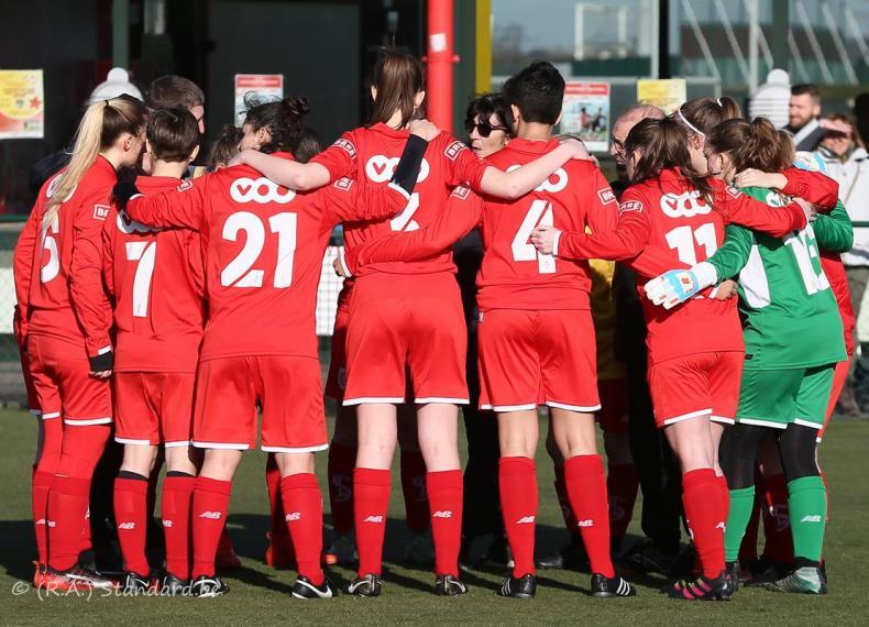 RSC Anderlecht B - Standard Section Féminine C (D2)