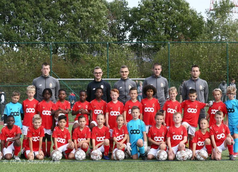 Standard de Liège U9 - STVV U9