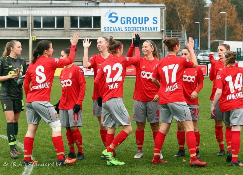 KSK Heist - Standard Section Féminine (SuperLeague)