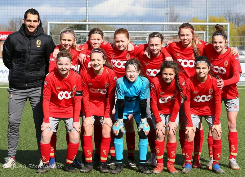 KRC Genk U13 - Standard Section Féminine U13 (1/2 Coupe de Belgique)